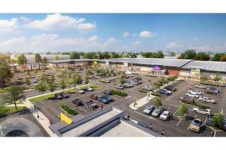 Primary Photo of Blackpole Retail Park