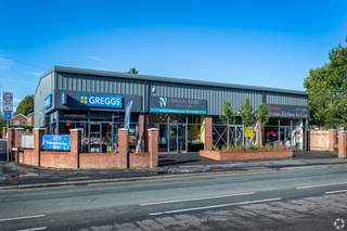 Primary Photo of Frenchwood Retail Park