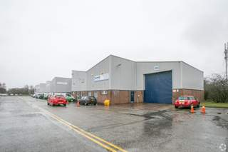 Primary Photo of Maple Leaf Industrial Estate