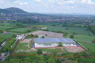 Primary Photo of Land at Blackmore Park Industrial Estate, Worcester