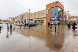 Primary Photo of Chequers Shopping Centre