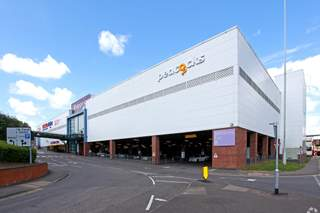 Primary Photo of Weston Favell Shopping Centre