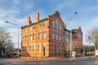 Primary photo of Sutherland Institute, Lightwood Rd, Stoke On Trent
