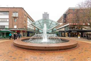 Primary Photo of Lower Precinct Shopping Centre, Coventry