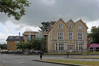 Primary Photo of Churchill House