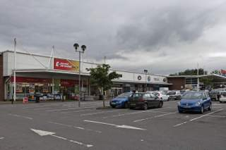Primary Photo of Richmondshire Walk Shopping Centre