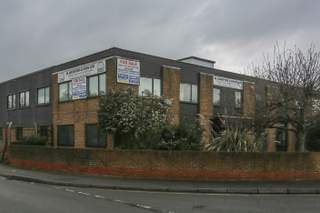 Primary Photo of Redburn Industrial Estate, Enfield
