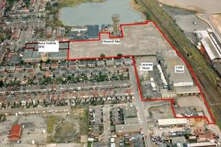 Primary Photo - Open Storage, Pelham Rd, Cleethorpes - Commercial land plot for sale - 4.4 acres