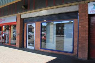 Primary Photo of Broad Lane Shopping Centre