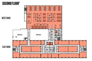 Floor Plan for Two Greenford Square