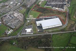 Primary photo of Land Adjacent to Ford Production Plant, Bridgend