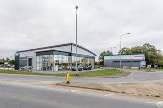 Primary Photo of Lakes Business Park, Plot 11