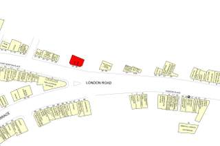 Goad Map for 28-30 London Rd