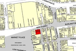 Goad Map for 3 High St