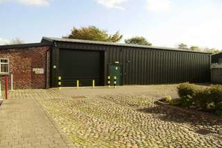 Primary Photo of Warehouse at Mere Hall Farm Business Centre