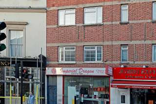 Primary Photo of 78-78A Fulham Palace Rd