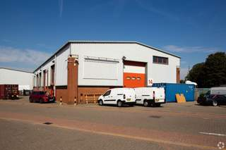 Primary photo of Tramsheds Industrial Estate, Units 12-14