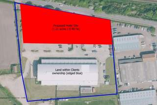 Primary Photo of Potential Hotel Development Site