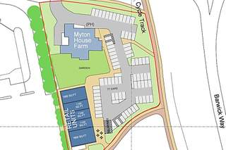 Site Plan for Ingleby Way