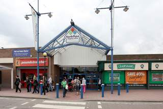 Primary Photo of North Point Shopping Centre