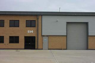 Primary Photo of Units 113-116, The Burrows