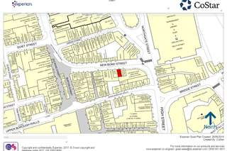 Goad Map for 6 New Bond St