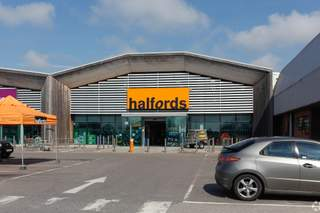 Primary Photo of Downlands Retail Park