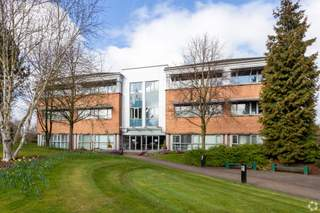 Primary Photo - New Alderston House, Bellshill - Serviced office for rent - 50 to 6,975 sq ft