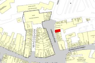 Goad Map for 9 Harefield Rd