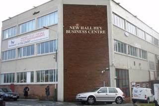 Primary Photo of New Hall Hey Business Centre, Units 1-10