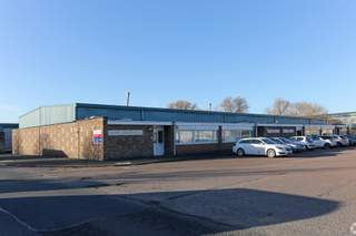 Primary Photo - 9-12 The Warren, East Goscote Industrial Estate, Leicester - Industrial unit for rent - 5,000 sq ft