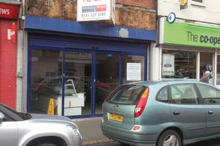 Primary Photo - 100-102 Cambridge Rd, St Helens - Shop for sale - 720 sq ft