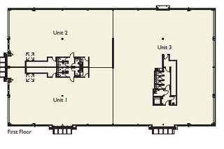 Floor Plan for Dorcan Way