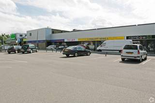 Primary Photo of Cheadle Hulme Shopping Centre