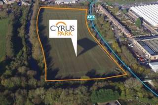 Primary Photo of Cyrus Park