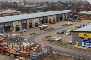 Primary Photo of Four Pools Industrial Estate