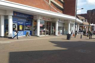 Primary Photo of Pavilions Shopping Centre
