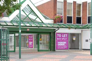 Primary Photo of Buckley Shopping Centre