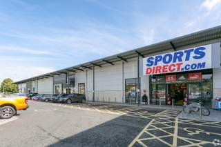 Primary photo of Cirencester Retail Park, Units 1-6, Cirencester Retail Park, Cirencester