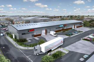 Primary Photo - Units 5-8, Bolney Way, Feltham - Industrial unit for rent - 713 to 8,418 sq ft