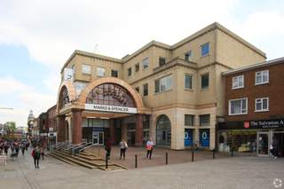 Primary Photo of The Belfry Shopping Centre
