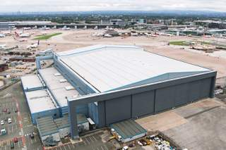 Primary Photo of Manchester Airport, Hangar 1