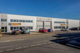 Units 9 & 10 - Coningsby Rd, Peterborough - Industrial unit for rent - 9,240 to 46,443 sq ft