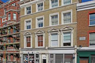 Primary Photo of 364-366 Fulham Rd