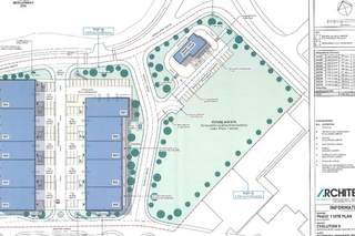 Site Plan - Evolution 5, Glasgow - Industrial unit for rent - 3,520 to 22,270 sq ft