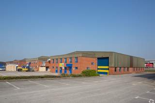 Primary Photo - Air Cargo Centre, Units 436-441, East Midlands Airport, Derby - Industrial unit for rent - 10,718 sq ft