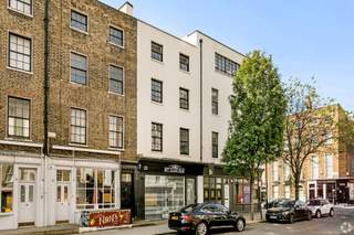 Primary Photo - 22 Warren St, London - Office for rent - 1,331 to 2,930 sq ft
