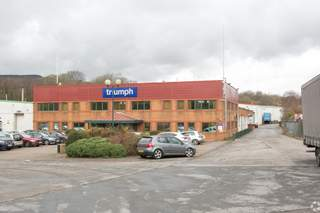 Primary photo of Triumph Works