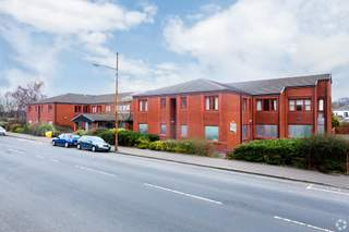 Primary Photo of Crossmyloof Care Home