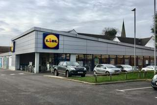 Primary Photo of Lidl Dovetail Retail Park, Meadows Way